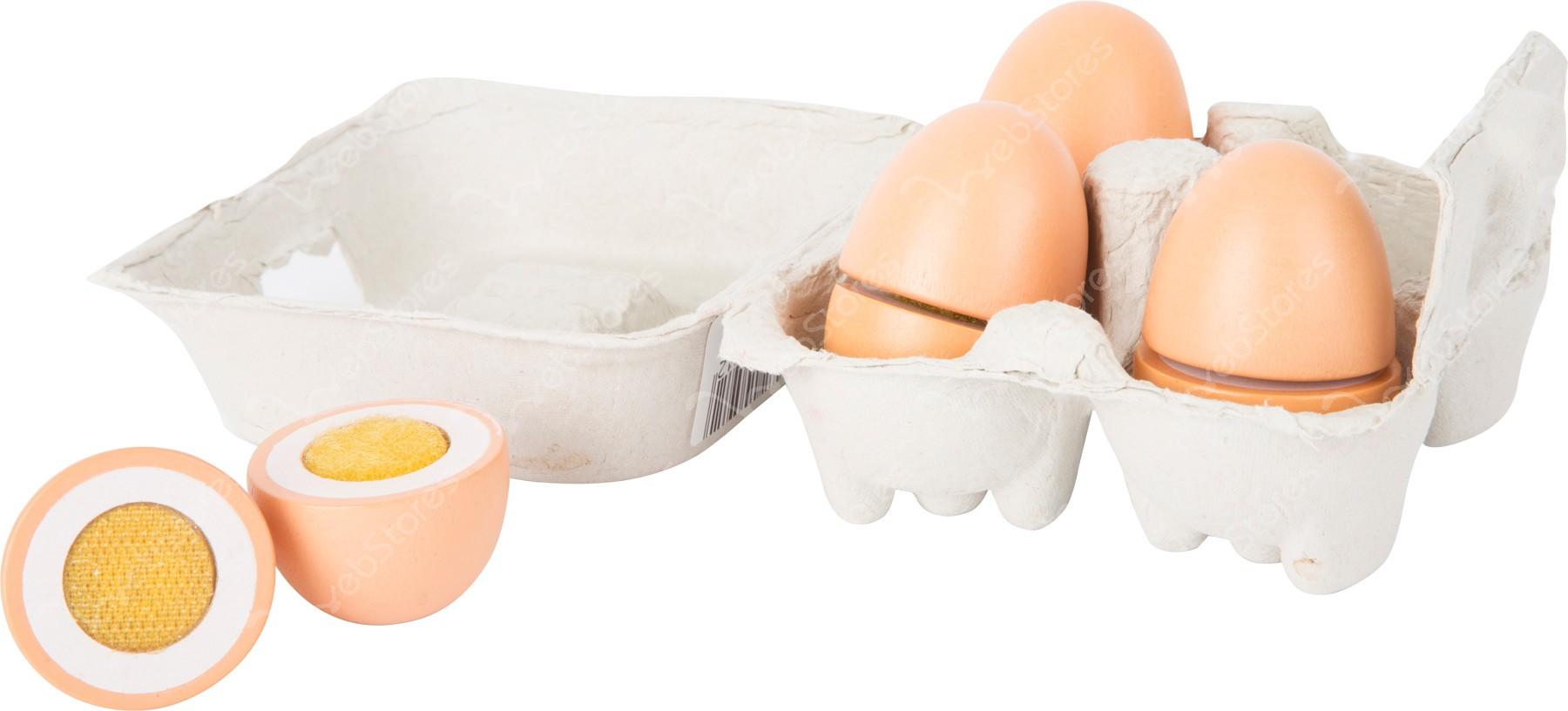 Hovězí Na Smetaně Alá Svíčková S Karlovarským Knedlíkem, Vajíčka