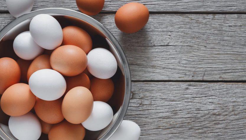 Vegan Kraslice Na Velikonoce, Vajíčka