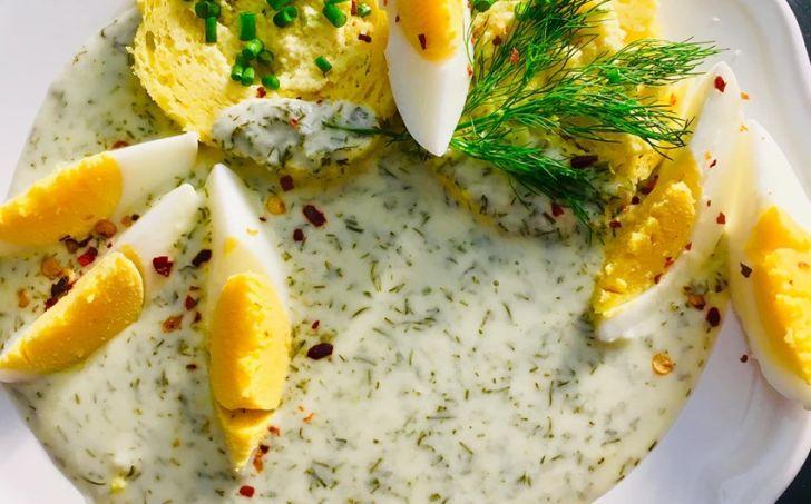 Luxusní Víkendová Snídaně?, Vajíčka