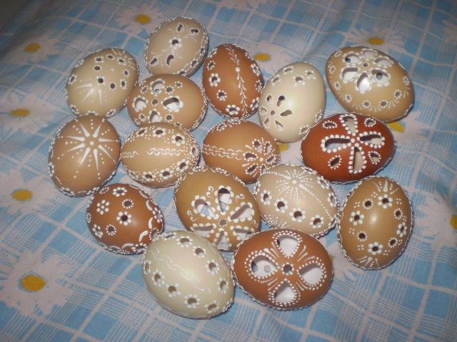 Karbanátky Plněné Vejcem Natvrdo: Pštrosí Vejce (skotská Vejce), Vajíčka