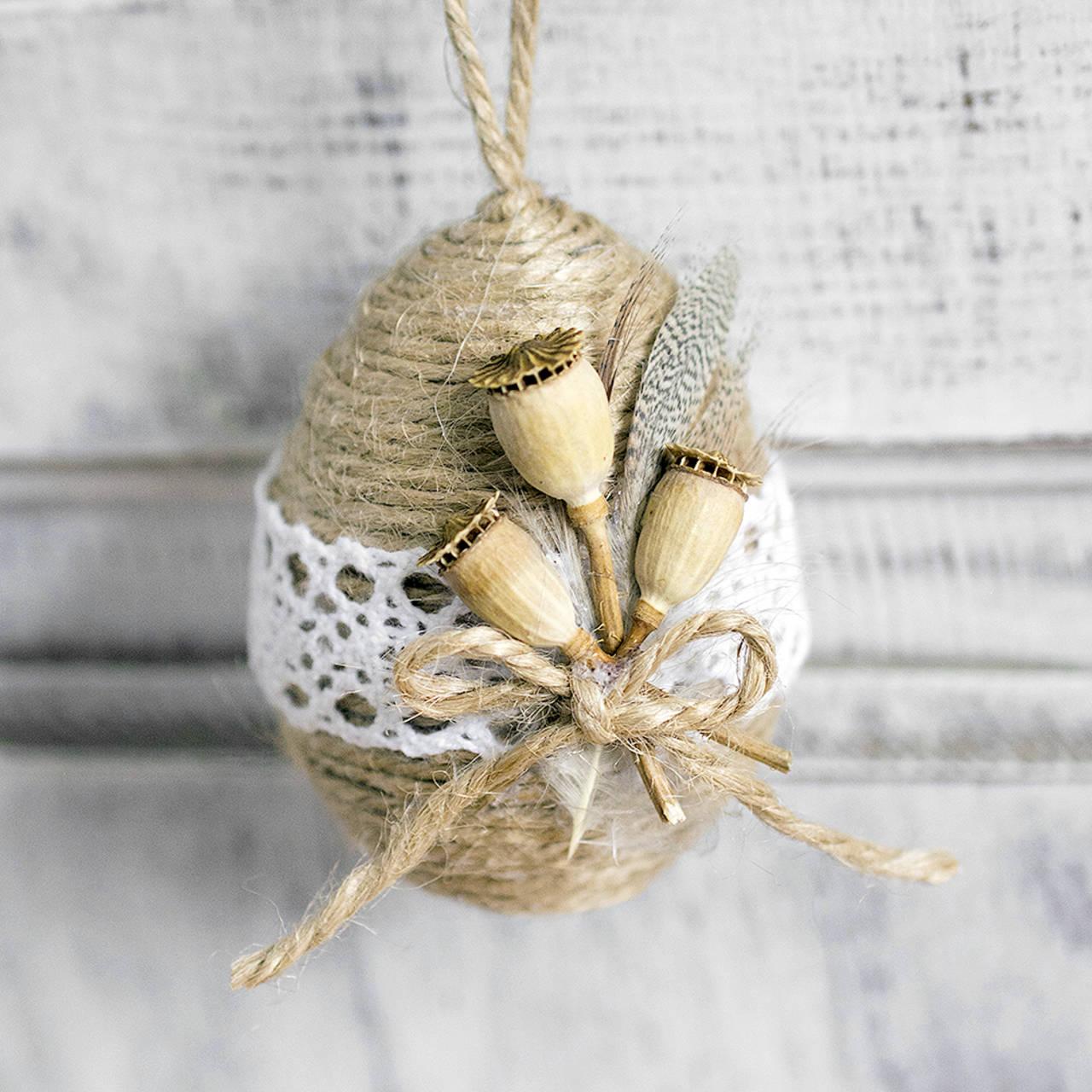 Velikonoční Vajíčka – Návod – Koláž, Vajíčka