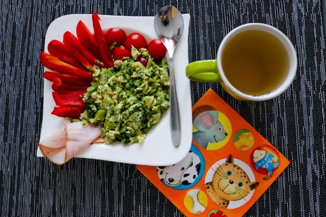 Zdravá Snídaně 30x Jinak! Co K Snídani, Když Chcete Být štíhlí A Fit?, Vajíčka