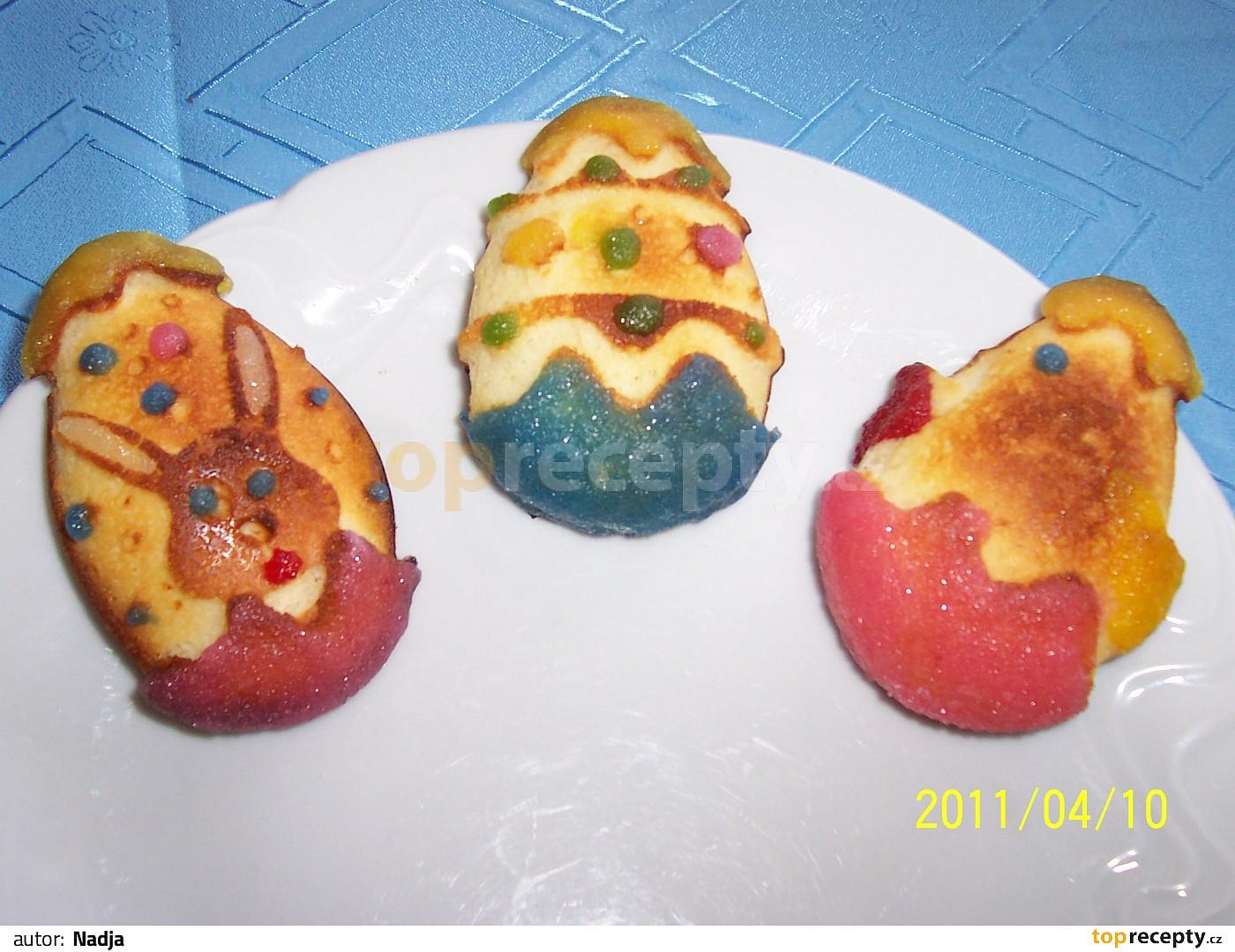 Krásy Velikonočních Vajíček, Vajíčka