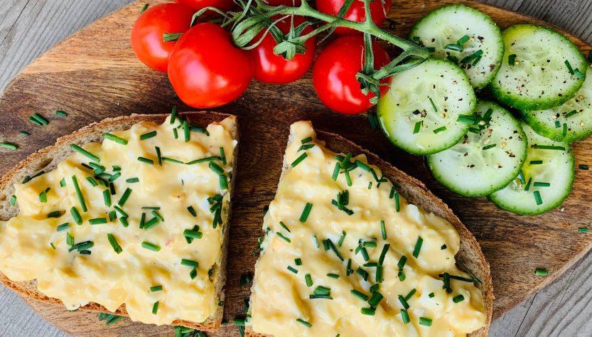 Vejce K Snídani 3x Jinak – My Cooking Diary, Vajíčka